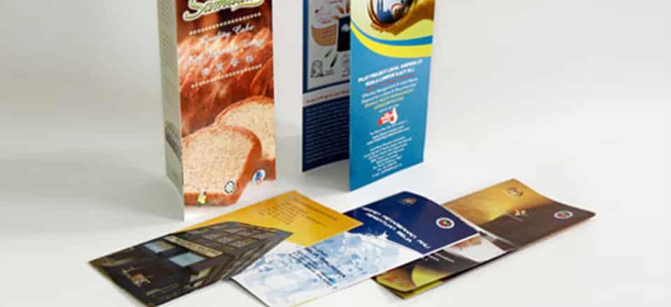 brochure printing services LA